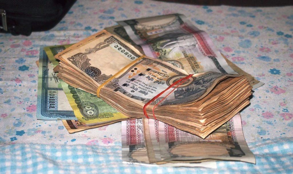 Валюта в Непале рупии