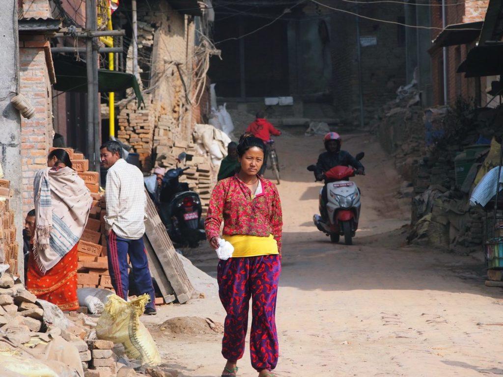 Катманду столица Непала