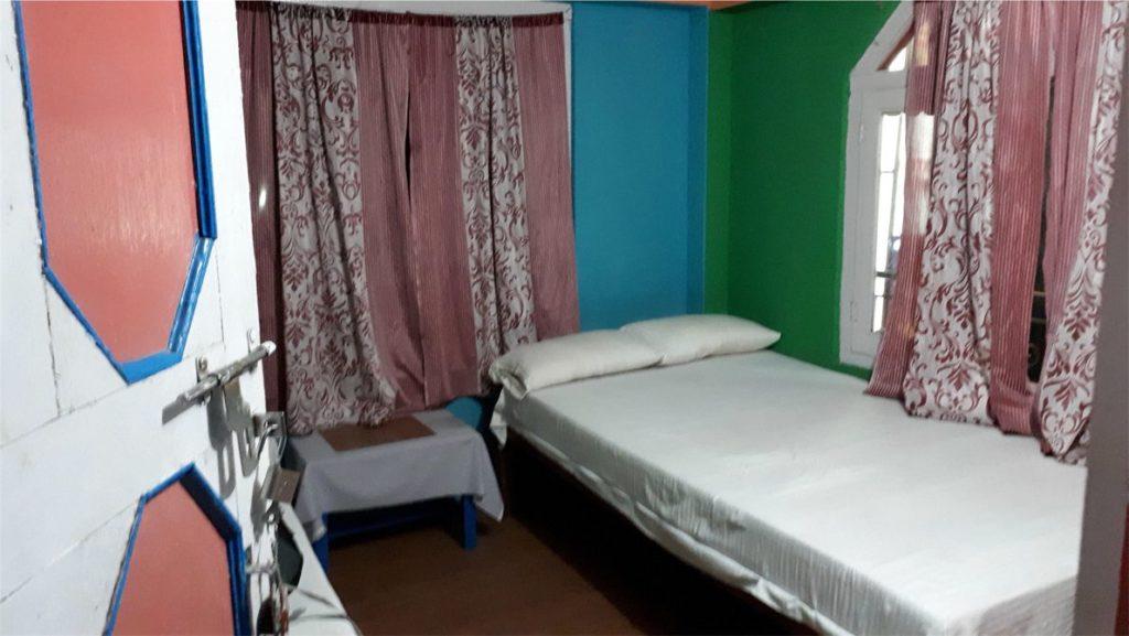 Комната в Tilicho hotel Джагат Непал