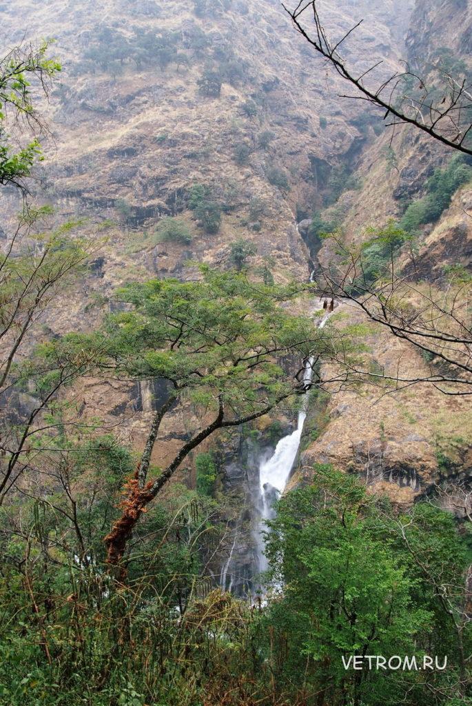 Водопады Непал