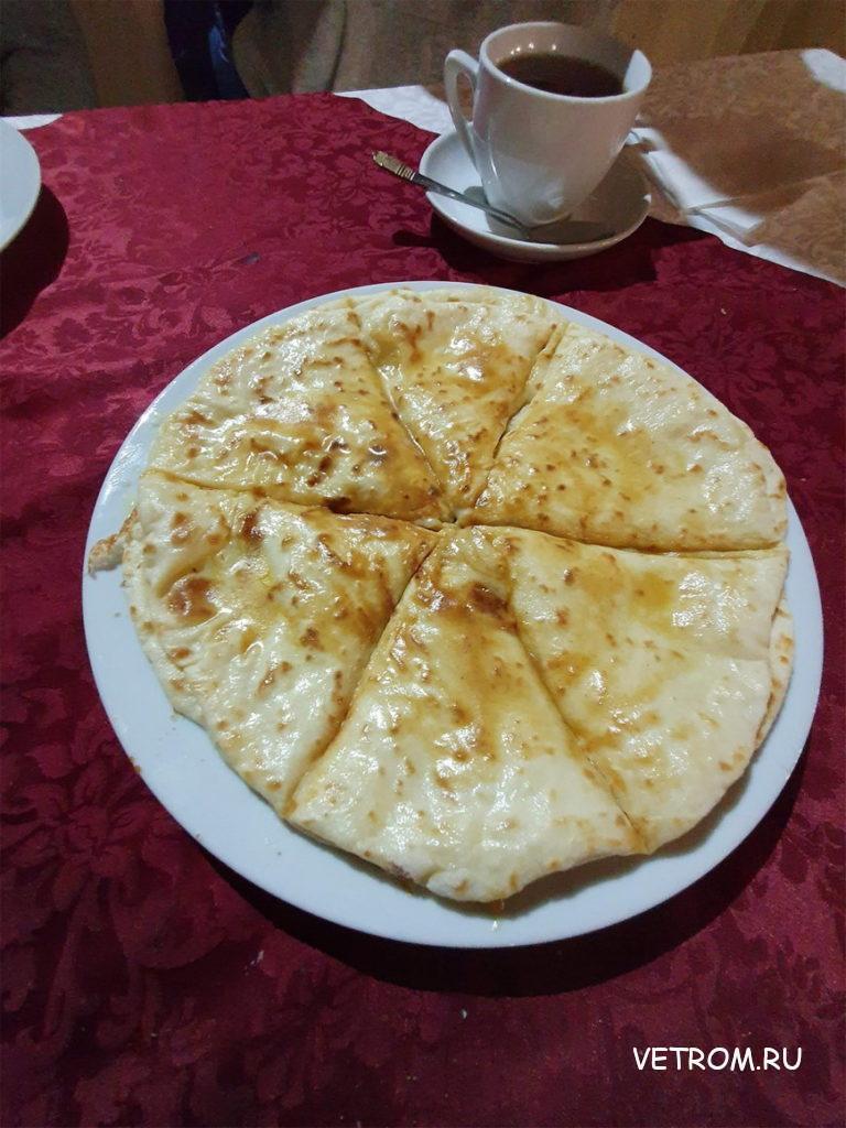 Чуду - что поесть в Дагестане