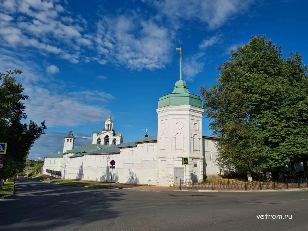 Спасо-Преображенский мужской монастырь