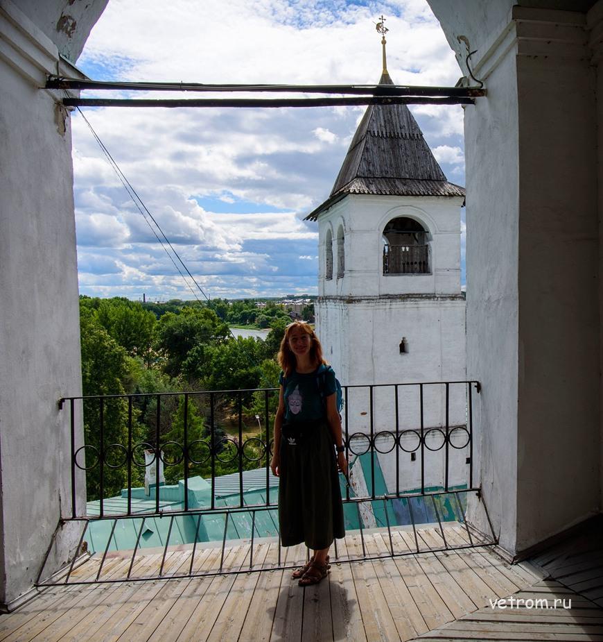 Один день в Ярославле на самостоятельный осмотр  достопримечательностей